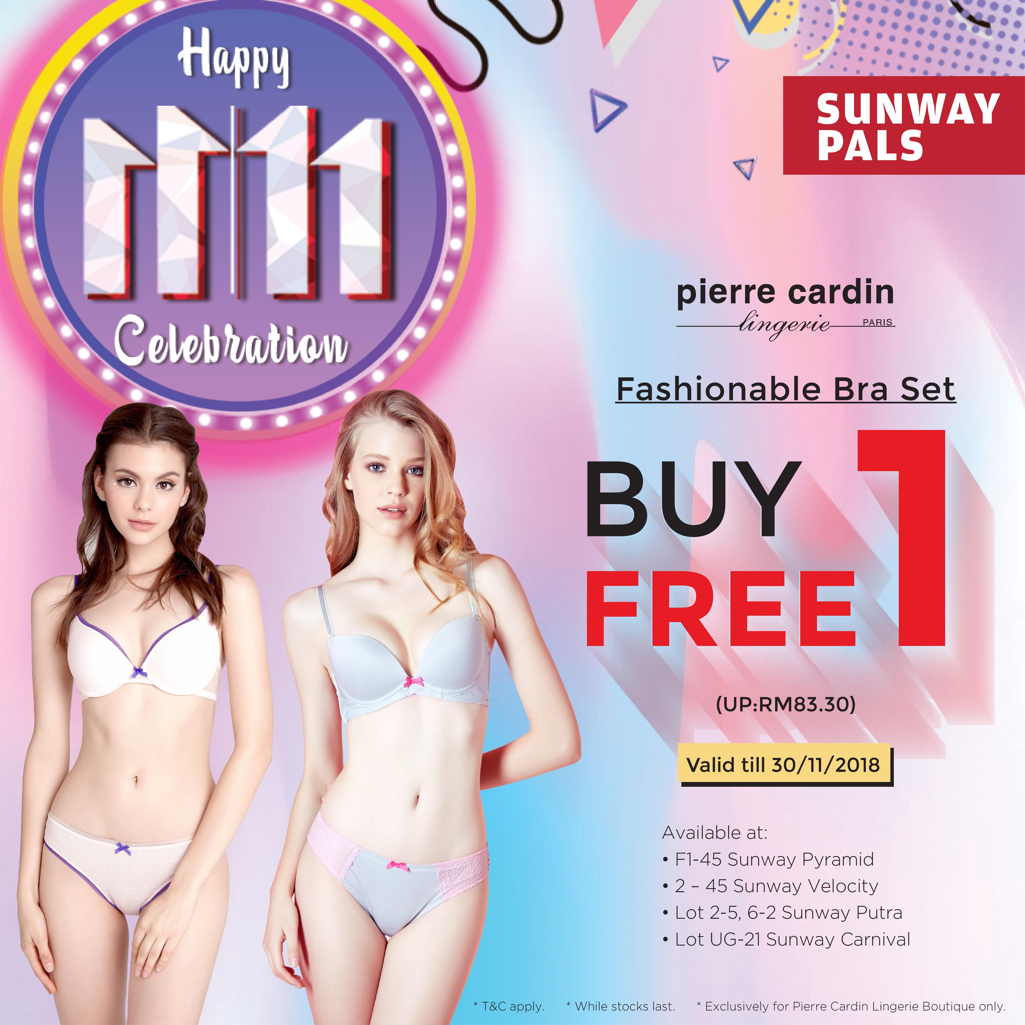 Buy 1 Free 1 Promotion