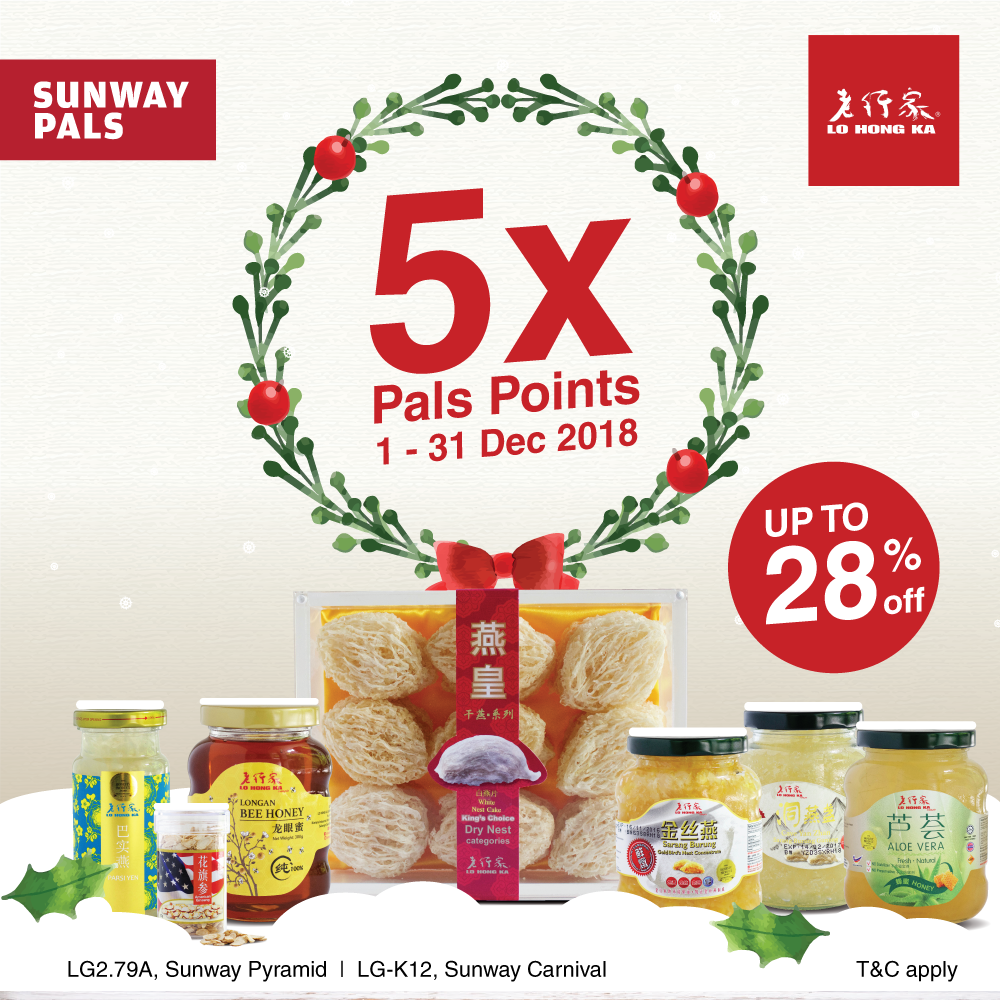 5x Pals Points storewide + Discounts up to 28%